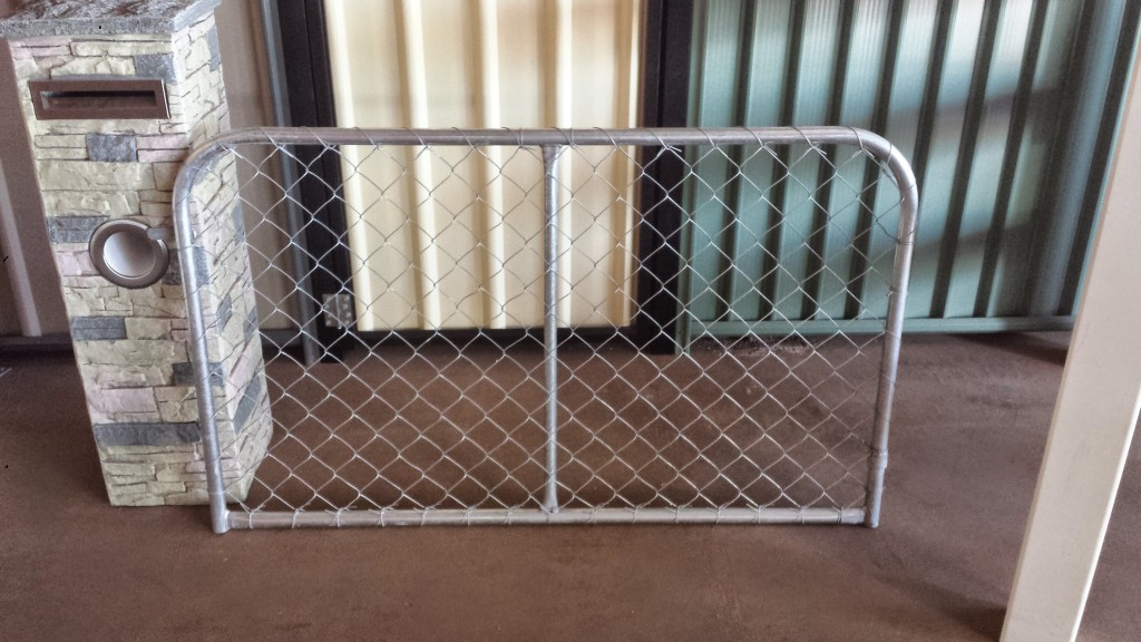 Chainwire gate  1200 high